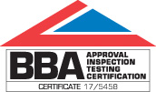 BBA certificate UK Fast Protect 5458