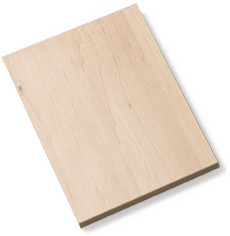 Melamine-Faced  Particleboard (MF PB)